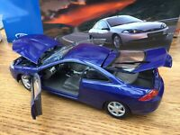 ACTION 183 088023 Ford Cougar diecast model road car blue 1:18th New Special Box