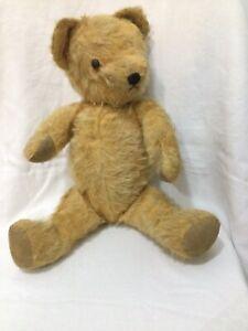 Vintage Australian Mohair Verna Bear 50cms