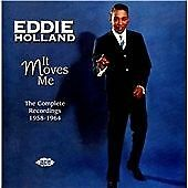 Eddie Holland - It Moves Me - The Complete Recordings 1958-1964 (CDTOP2 1331)