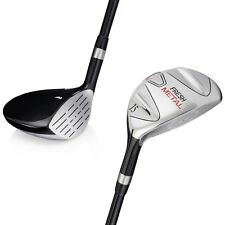 Founders Fresh Metal Golf Clubs Fairway Woods Graphite Shaft Pick Flex & Loft
