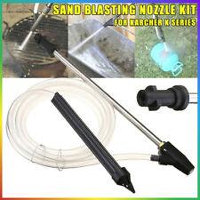 DE Nassstrahl Blaster Hochdruckreiniger Sandstrahl Hochdruckpistole für Karcher