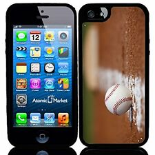 Baseball On Infield Chaulk Line For Iphone 6 Case Cover