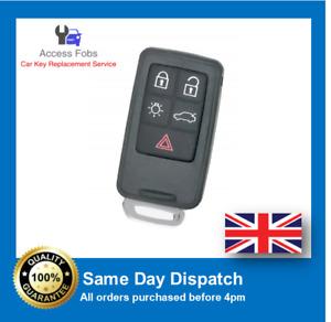 Key Remote for Volvo S60, S80,V40, V60 5 Button Smart remote (V01)