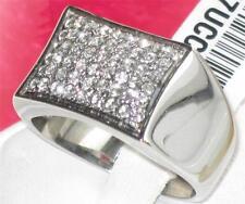 Unbranded Diamond Stainless Steel Jewellery for Men