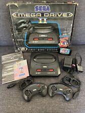 Sega Mega Drive 2 Console Boxed Sonic 2 The Hedgehog Edition