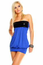 Women's Viscose All Seasons with Strapless/Bandeau Dresses