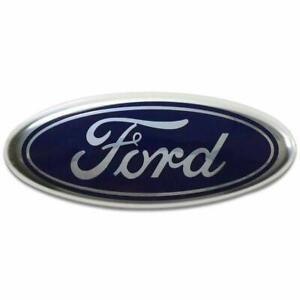 Genuine Ford Fiesta MK7 Ford Front Grille Name Plate Badge Emblem 5258395