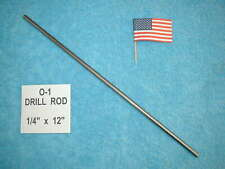 14 X 12 Drill Rod 0 1 Tool Steel Precision Ground 250 Machinist