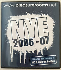 Pleasure Rooms NYE 2006/07 New Years Eve Scouse House Donk Bounce RARE