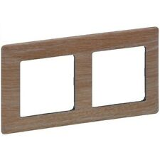 Legrand Valena Life Plates for 2X Modules Various Colours