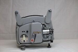 Bolex Paillard Portable Super 8 Film Projector Model 18-5 Swiss Made