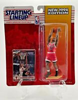 1994 SCOTTIE PIPPEN Sealed Kenner Starting Lineup Figure SLU Chicago Bulls
