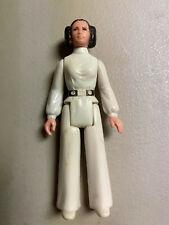 Vintage Loose 1977 Star Wars PRINCESS LEIA WHITE Hong Kong COO