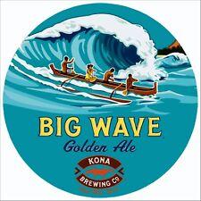 ADESIVO STICKER KONA BIG WAVE GOLDEN ALE (4.4%)