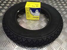 LAMBRETTA 35010 350 X 10 MICHELIN S83 TYRE AND INNER TUBE SET GENUINE