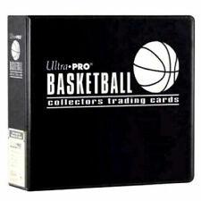"Ultra Pro 3"" Basketball Album - Black"