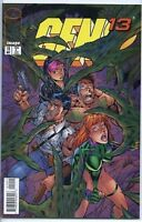 Gen 13 1995 series # 19 near mint comic book