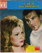fotoromanzo MINA ANNO 1962 NUMERO 8 IL VELO SUL PASSATO