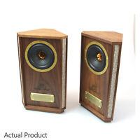 Tannoy Prestige Autograph Mini GR Speakers - Bookshelf Desk Compact Loudspeakers