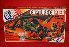 VINTAGE HASBRO GI JOE 1976 ADVENTURE TEAM CAPTURE COPTER MIB FACTORY SEALED