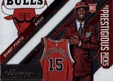 2015-16 Prestige Prestigious Picks Bobby Portis Rookie Card #19