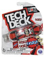 Tech Deck World Edition 2020 Skate Fingerboard HOSOI Rare