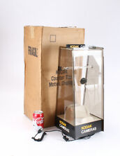 KODAK ROTATING DISPLAY STAND NEW IN OPEN DOUBLE BOX (READ)/cks/204145