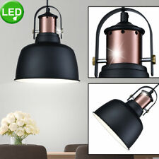 LED Vintage Steh Leuchte Wohn Zimmer Beleuchtung RETRO Filament Lampe Kupfer