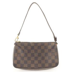 LOUIS VUITTON Pochette Accessoires Damier pouch N51985