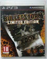 Bulletstorm. Limited Edition. Ps3. Fisico. Pal Es