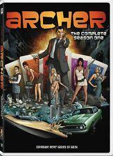 ARCHER SEASON 1-6 Complete DVD Set Series TV Show Collection Animate Episode Lot