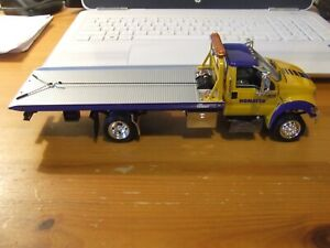 First Gear 19-3253 Ford F650 with Equipment Hauler Bed, 1:34, BNIB