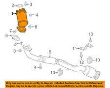 GM OEM-Catalytic Converter 12656263