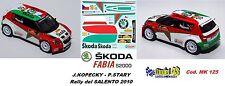 SKODA FABIA  S2000 - KOPECKY - Rally Salento  2010