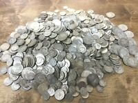 ***$1.00 FACE VALUE*** 90% Silver NO JUNK US Coins ***QUARTERS ONLY***