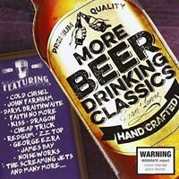 Various Artists - More Beer Drinking Classics [New & Sealed] 2 CDs