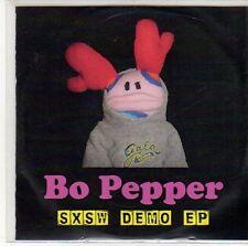 (ED517) Bo Pepper, Sxsw Demo EP - 2008 DJ CD