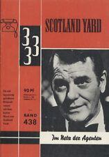 Scottland Yard 333 Nr. 438 ***Zustand 2+***