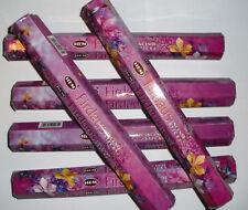 20 Stück HEM Räucherstäbchen Firdaus - Blumen Duft - incense sticks