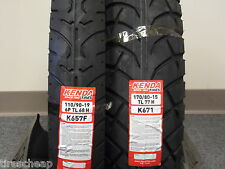 Honda VTX1300C & VT1100C Shadow 110-90-19 & 170-80-15 MOTORCYCLE TIRE SET