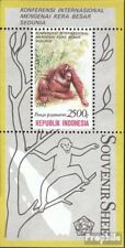 Indonesia block80 mint never hinged mnh 1991 apes