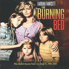 The Burning Bed, 1984 Original movie, DVD Video, Farrah Fawcett, Richard Masur