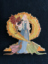 Game Of Thrones Daenerys Baby Dragons Fantasy Le Pin - Got Fantasy Le Pin