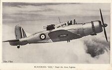 "AVIATION : Blackburn ""ROC"" Fleet Air Arm  Fighter  - VALENTINES-38A-73A"