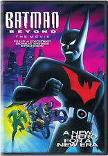 BATMAN BEYOND: THE MOVIE (Animated)  - DVD - Region 1