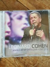 Leonard Cohen : Angels at My Shoulder: Live 1993 CD (2012)
