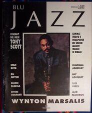 """Rivista """" Blu Jazz """" n. 4 - anno 2 - 1990"""