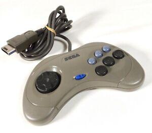 Manette Pad Controller Sega Saturn Officiel Grey Jap Japan (1)