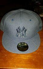 NEW ERA 59FIFTY CAP NEW YORK YANKEES BLUE HAT.