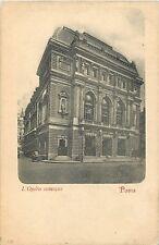 A View of L'Opera Comique, 1 Place Boieldieu, Paris, France 1904